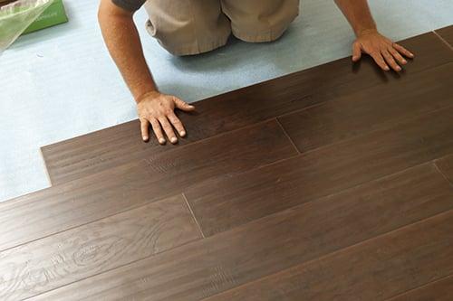 Hardwood Flooring Installation - Macomb IL