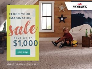 MoHawk Sale - June 2019 - Save up to $1000