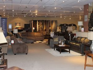 Hollister Home Center Showroom - Macomb IL